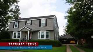 101 Roselawn Avenue Monroe, Louisiana Home for Sale