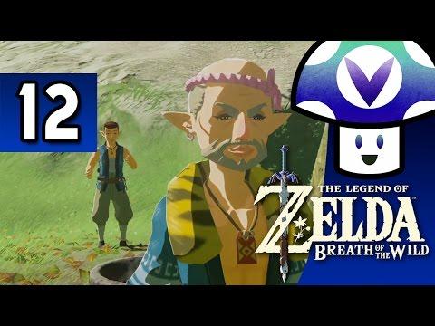 [Vinesauce] Vinny - Zelda: Breath of the Wild (part 12) + Art!