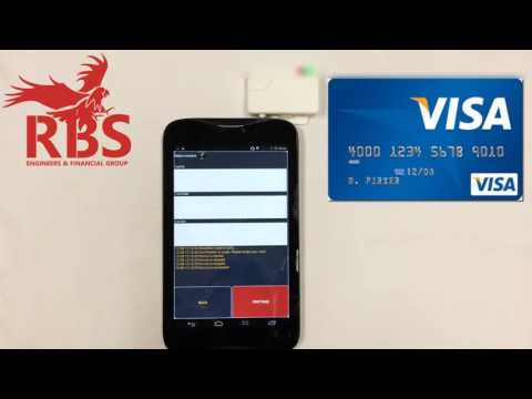 How to Make a Transaction on the RBS Mobile Payment App (Swiping)