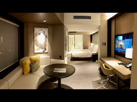 ANA InterContinental Tokyo, King Bed Club InterContinental Junior Suite (2018 Renovated)