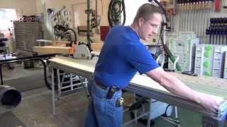 How To Mill Lumber To Square 4 Sides