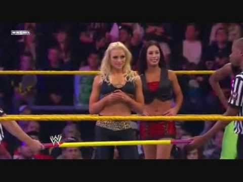 Wwe Nxt 101910 Bloopers And Mistakes Youtube