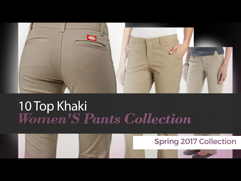 10-top-khaki-women's-pants-collection-spring-2017-collection