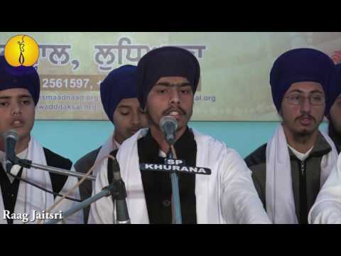 AGSS 2015 : Raag Jaitsri - Students of Jawaddi Taksal