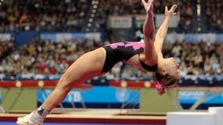 Download Trampoline Worlds 2011 Birmingham - Tumbling & Double Mini, Women & Men - We are Gymnastics! Mp3 and Videos