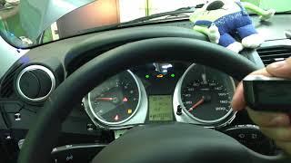 LADA (ВАЗ) Granta автозапуск, установка сигнализации Старлайн А93