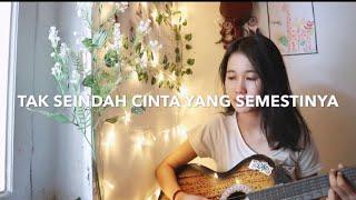 Download lagu TAK SEINDAH YANG SEMESTINYA NAFF COVER AKUSTIK WITH LIRIK MP3