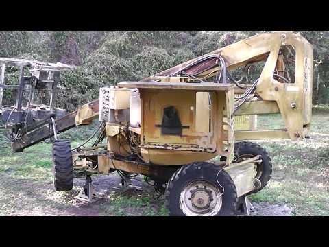 Man Lift Repair Episode 2: Electrical Wiring - YouTube Jlg Lift Older Wiring Diagrams on