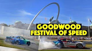 Goodwood Festival of Speed from a drivers POV | James Deane & Piotr Więcek