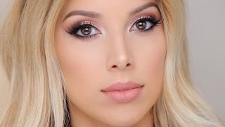 Valentine's Day Eyeshadow Tutorial | LustreLux
