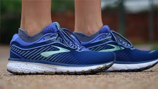 BROOKS GHOST 12 REVIEW: THE #1 RUNNING SHOE FOR BEGINNERS (2019)