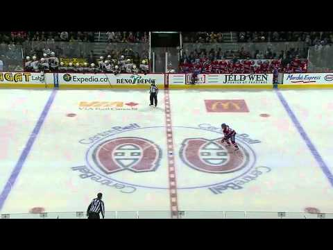 Mike Cammalleri penalty shot goal 12/16/10