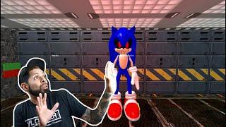 Im back for more SUPER SONIC EXE in Roblox | SONIC EXE Game | 3 lives in 24hrs | a roblox game 2019