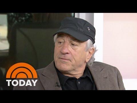 Robert De Niro Talks Bernie Madoff Role, Flip Phones | TODAY