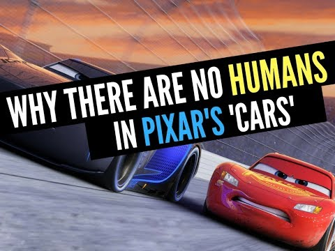Pixar Theory: Why There Are No Humans In 'Cars'