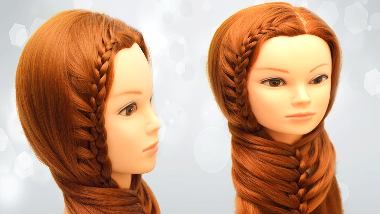 Best Hair Styles For Round Face: Best And New Hairstyles For Girls With Round Face