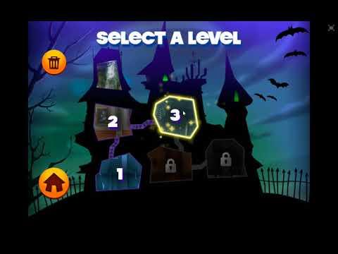 Halloween - Monstober - Mickey in House of Haunts - Free Online Games