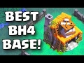 CLASH OF CLANS - BEST BH4 BASE 2400