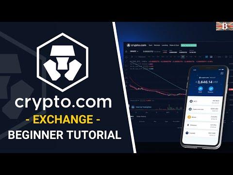 Crypto.com Exchange Review & Tutorial: Beginners Guide to Crypto.com