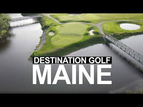 DESTINATION GOLF: MAINE | Our epic trip to Maine's best courses