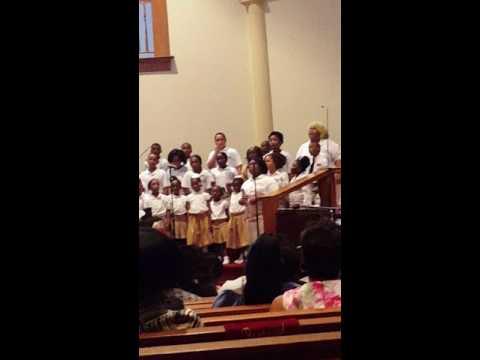 Royal Missionary Baptist Church Sunbeam Choir