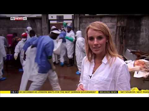 'Several thousand still missing' in Sierra Leone - Rebecca Williams
