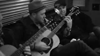 "K-LOVE - MercyMe ""Wishful Thinking"" LIVE on the Tour Bus"