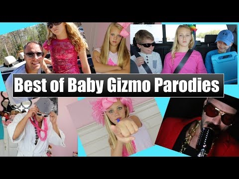 The BEST of Baby Gizmo Music PARODIES | PARODY SONG COMPILATION