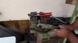 Совковые трубные ключи и разводные клещи Sandvik Bahco