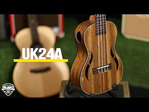 🔔 รีวิว│อูคูเลเล่ Dreammaker UK 24A เสียงดี คุณภาพคับราคา│ กอล์ฟ Music Entrance