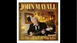 John Mayall When the devil starts crying