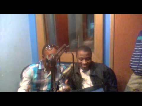 ice prince interview on 1fm drive with Adelle and roy.mp4