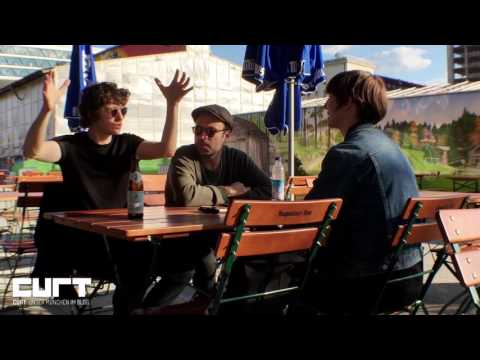 curt Interview: The Kooks