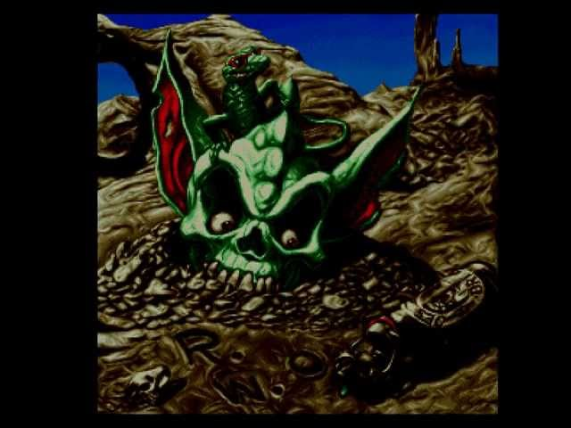 Kefrens - Desert Dream - Amiga Demo