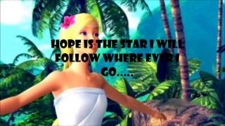 Barbie as the island princess - I need to know Lyrics  by Cassidy Ladden