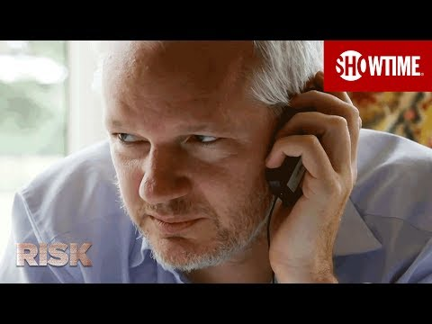 Risk | Julian Assange\'s Emergency Call to Hillary Clinton\'s Office | SHOWTIME Documentary