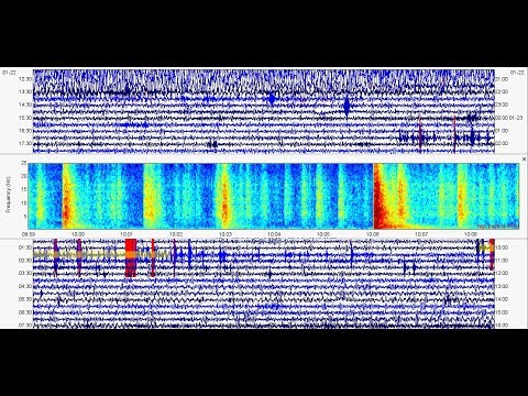 Yellowstone sees M3.0, M2.0, & more during another rapid fire swarm -- Hawaii seismicity increasing?