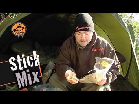 Stick Mix Ground Bait For Carp Fishing