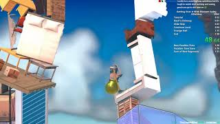Getting Over It Speedrun in  2:31