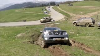 Extreme Off Road Nissan Navara & Mitsubishi L200   @Türkiye - Giresun