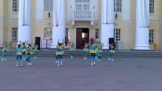 Самы Крутой танец Tacabro – Takata  танцевальный коллектив Радость