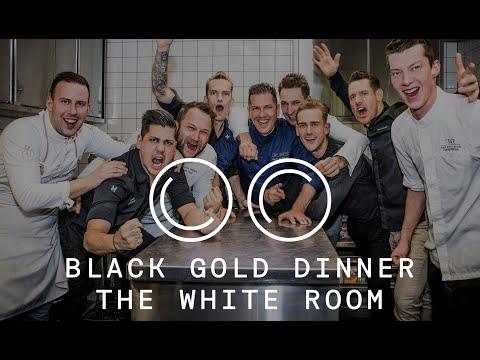 Black Gold Dinner bij The White Room Amsterdam