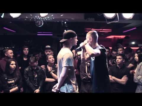 LVL UP Grime Clash (Russia) - REDO Vs. OBLADAET (нет релоудов)