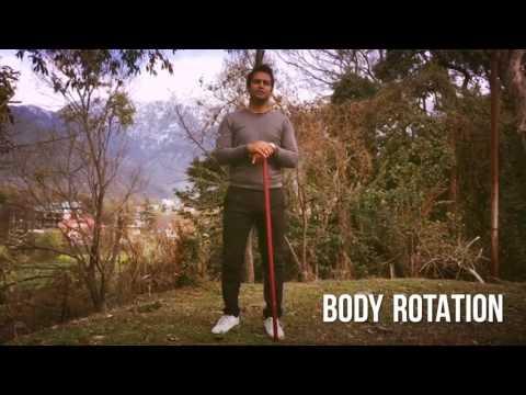 Learn Golf: Body Rotation