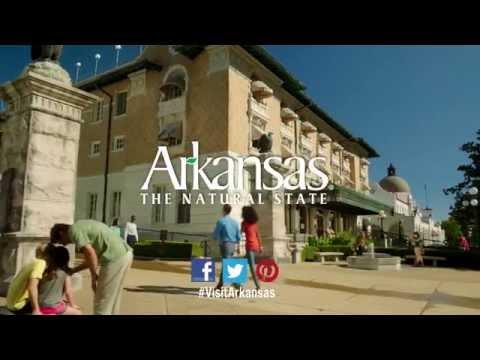Arkansas's great outdoor adventures