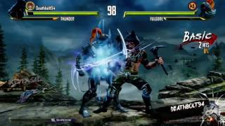 Killer Instinct Shadow Lords: The Eagle Lands (Thunder Story Missions)