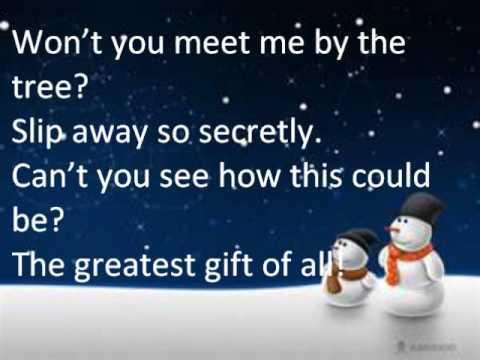 """Extraordinary Merry Christmas"" lyrics glee cast"