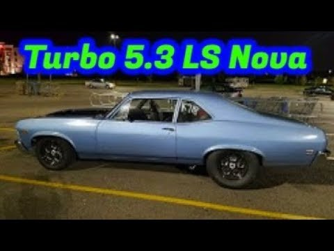 1969 Chevy Nova - Turbo 5.3 L33