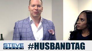 Husband Tag: Gary and Kenya Owen! || STEVE HARVEY