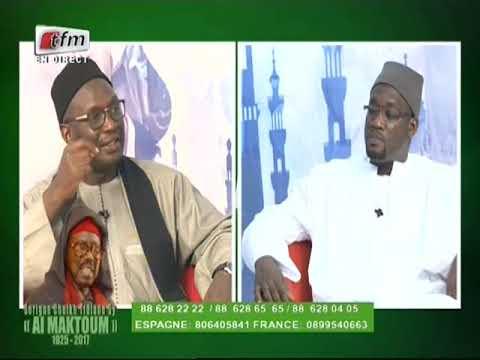 Plateau spécial Décès de Serigne Cheikh Tidjane SY Al Maktoum
